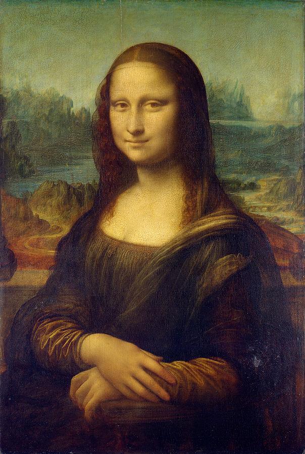 Mona Lisa (Original) Leonardo Da Vinci