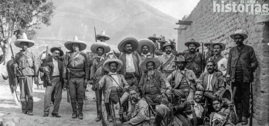 FOTOGRAFÍA DE ANÓNIMA, MADERISTAS, 1911. © (INV. 373823) SECRETARÍADE CULTURA.INAH.SINAFO.FN.MX