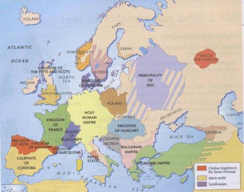 Image result for image of feudal kingdoms