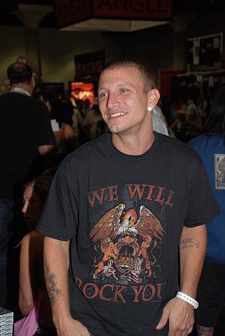 Mr. Pete en la expo erótica LA en junio de 2009