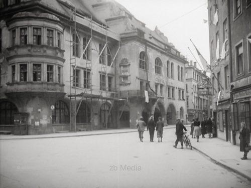 München Mai 1945,Hofbräuhaus