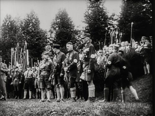 NSDAP Parteitag Nürnberg 1927, Uniformierte