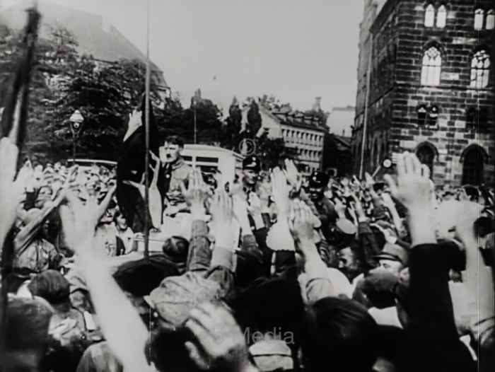 NSDAP Parteitag Nürnberg 1929
