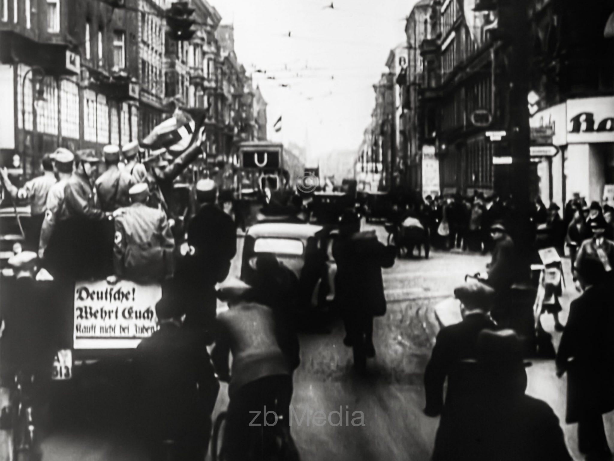 Judenboykott Berlin 1933