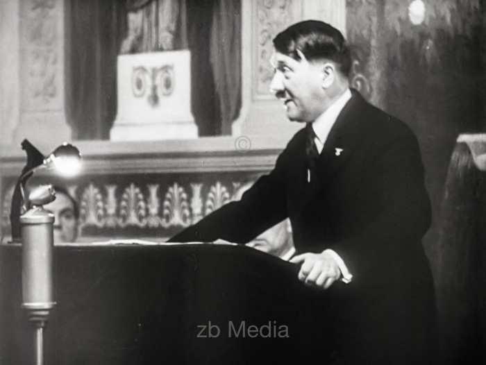 Hitler Rede Berlin 1933