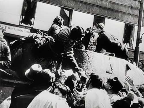 Prag, Mai 1945