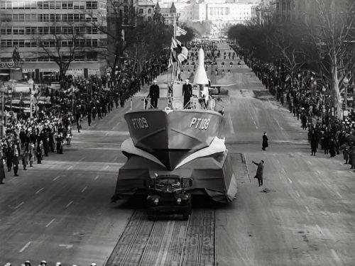 Präsident John F. Kennedy, Amtseinführung 1961