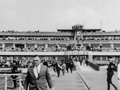 Hamburg 1930, Flugplatz