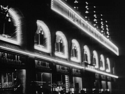 Hamburg 1930, Reeperbahn