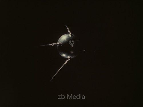 Raumfahrt Sputnik 1
