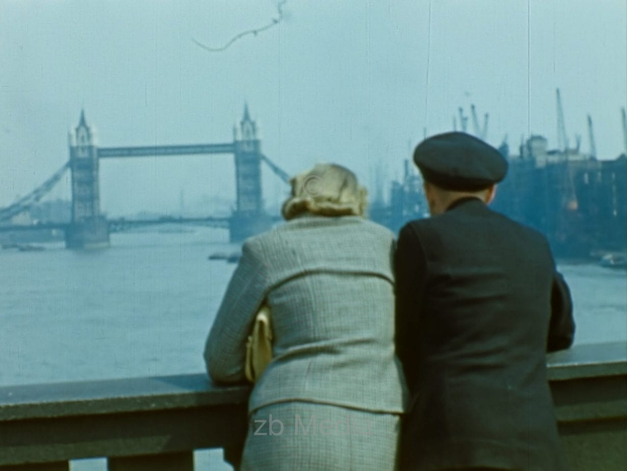 Tower Bridge 1944