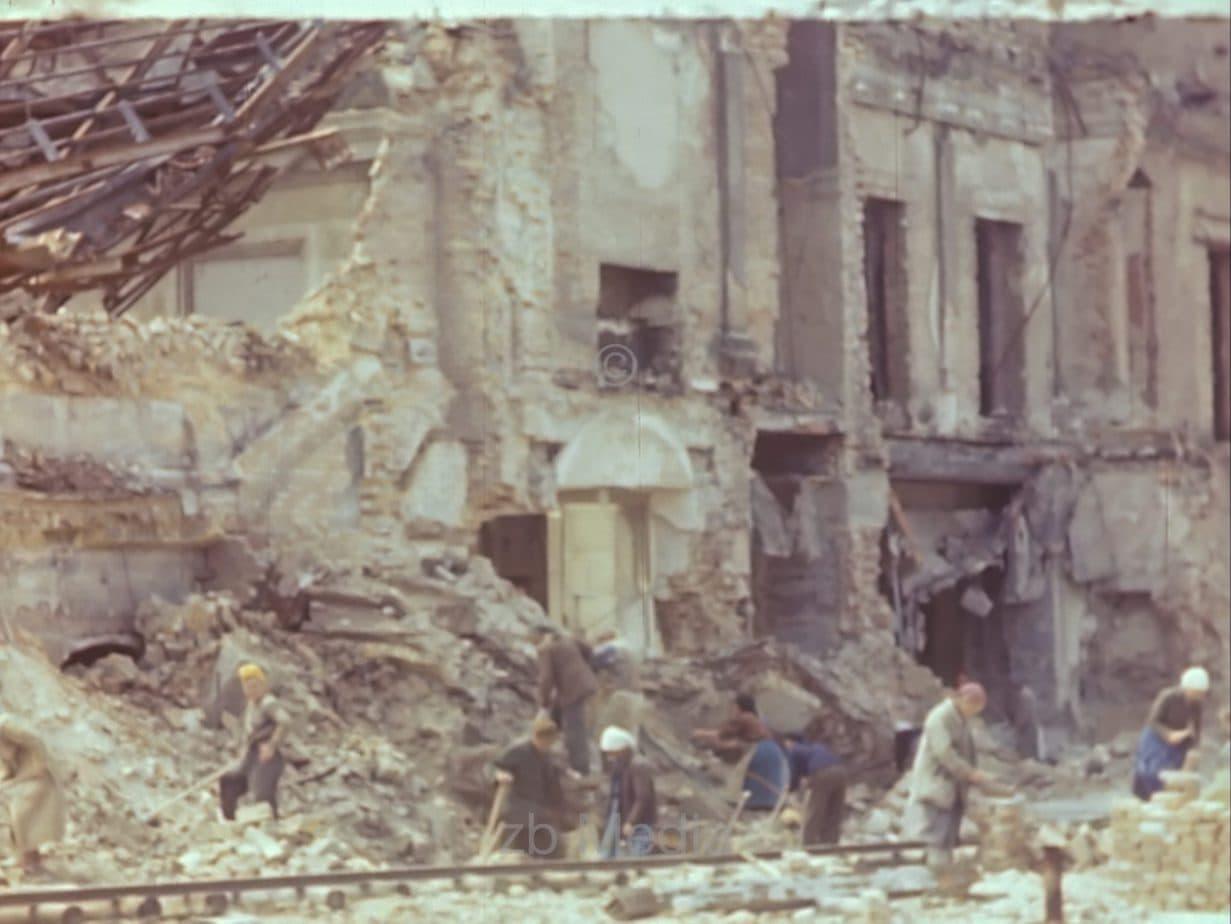 Ruinen in Berlin 1945
