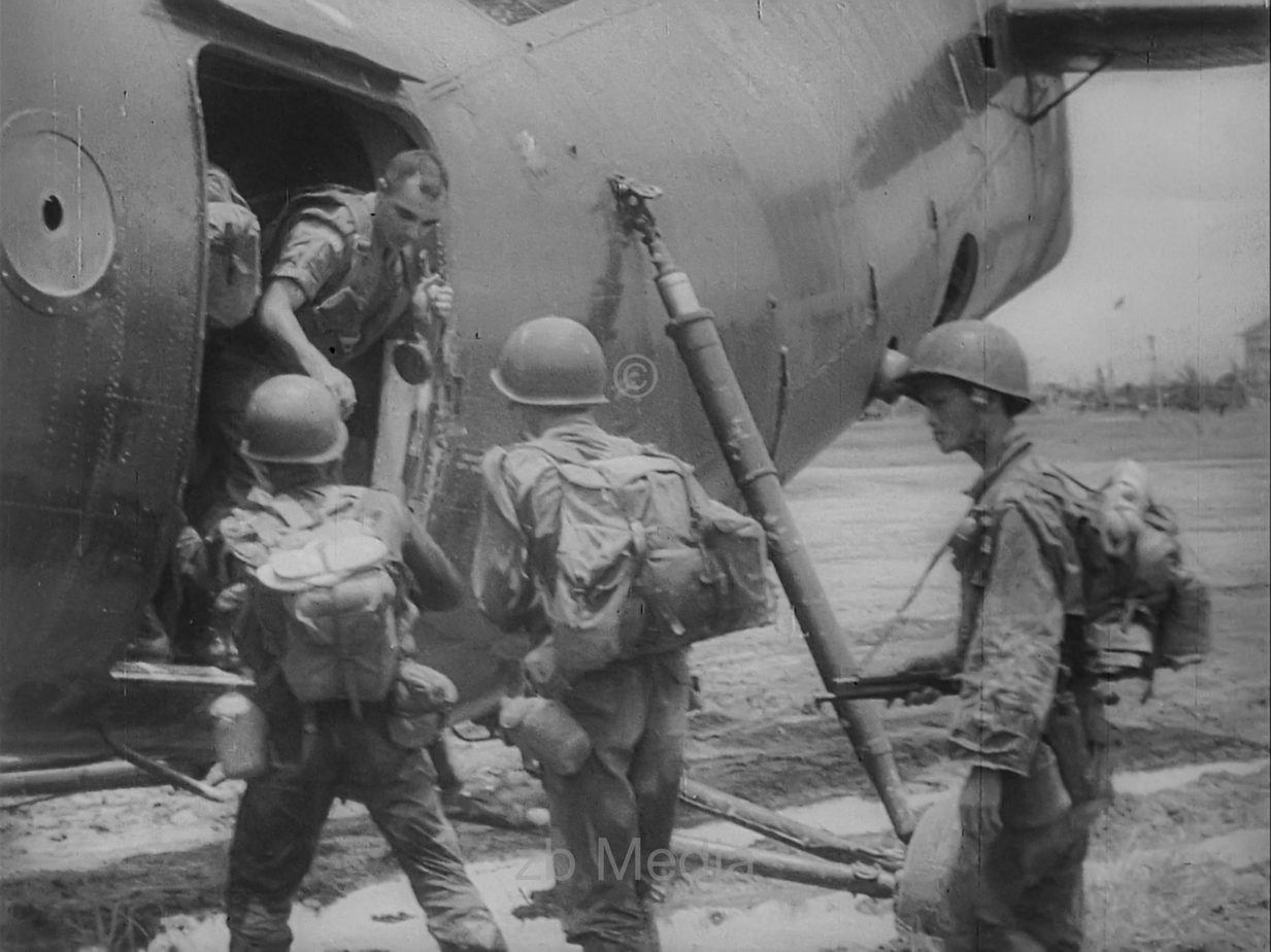Vietnam Krieg 1964