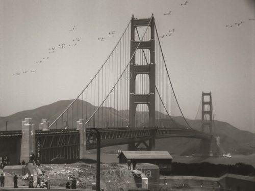 Eröffnung Golden Gate Brücke