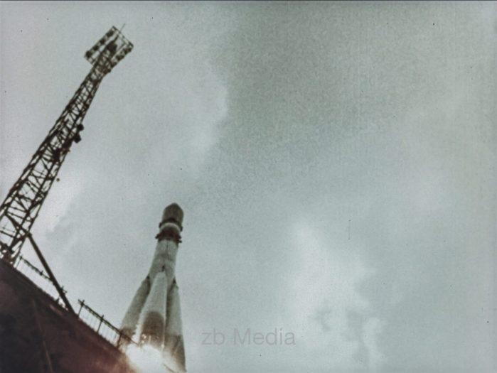 Start von Vostok 6