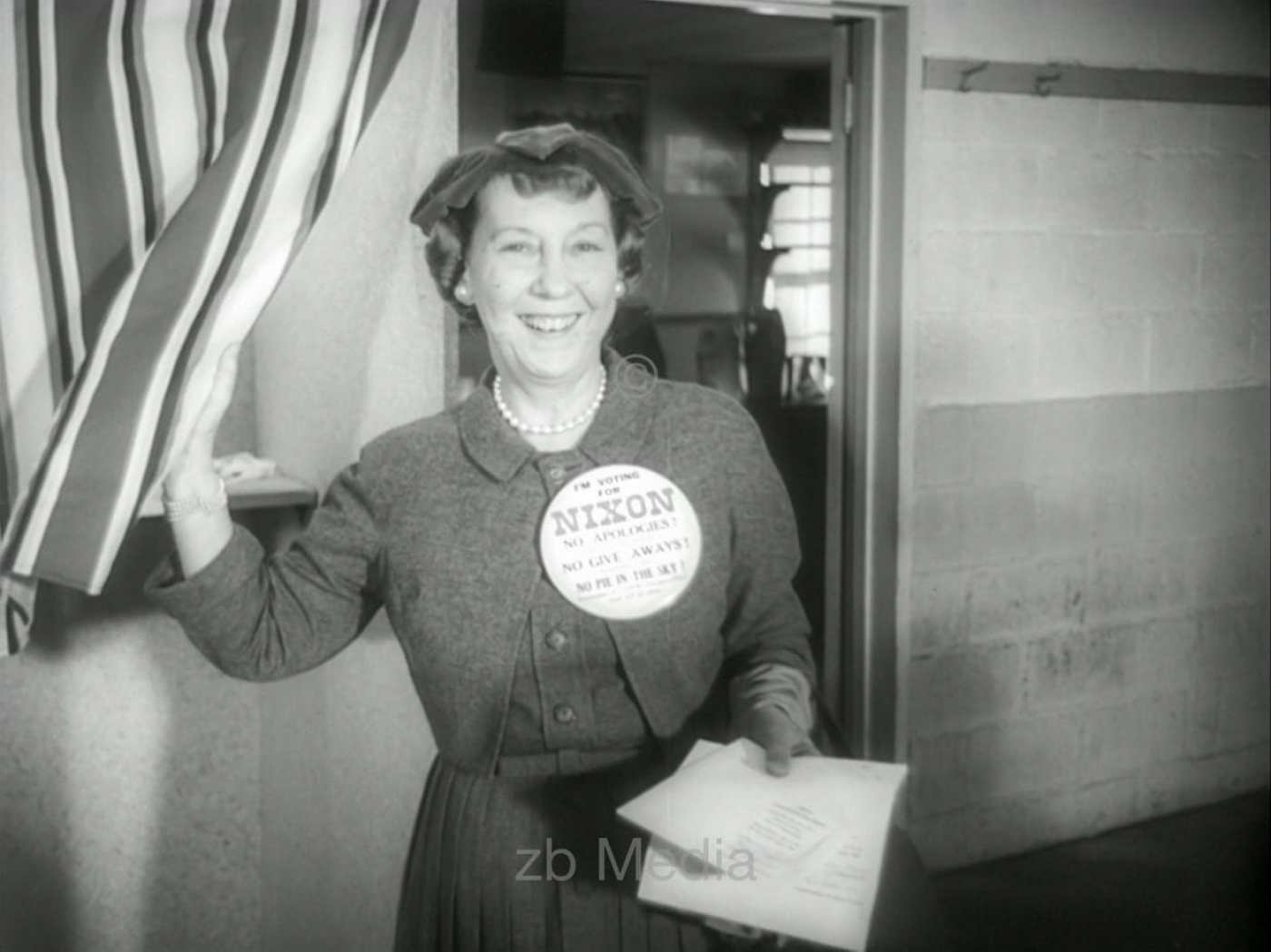 Mrs. Eisenhower - US-Präsidentschaftswahlen 1960
