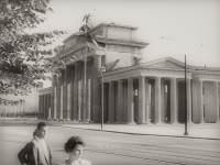 Brandenburger Tor Berlin 1961
