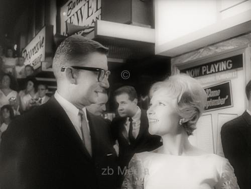 Robert Mulligan, Premiere von Come September in Hollywood