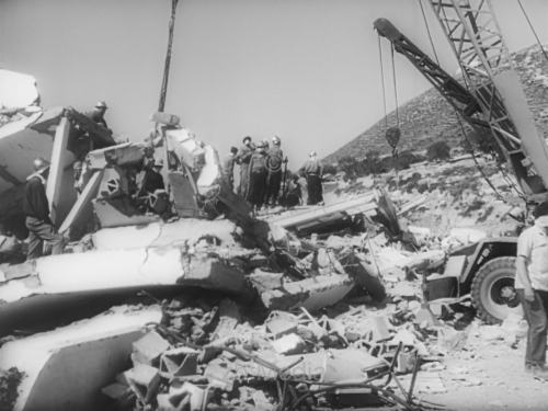 Agadir earthquake 1960