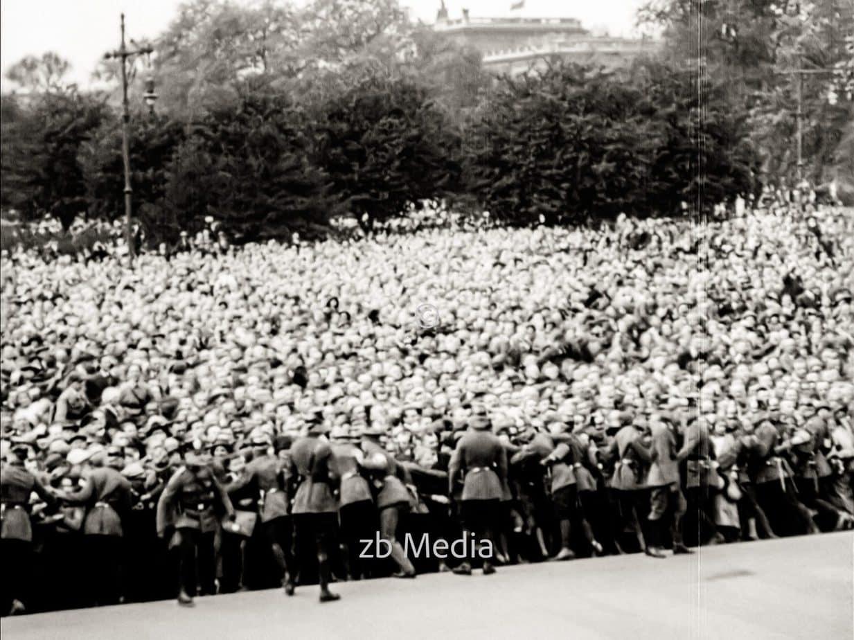 Kundgebung in Berlin 1930