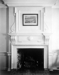 Fireplace, hearth and mantel | Historic Details