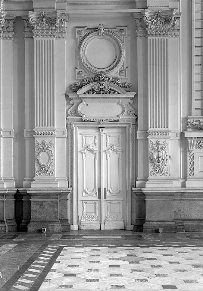 Doors Frames And Hardware Historic Details