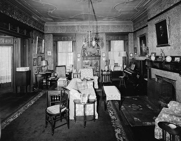 Interior Pictures 2 Wilderstein Mansion Rhinebeck New York