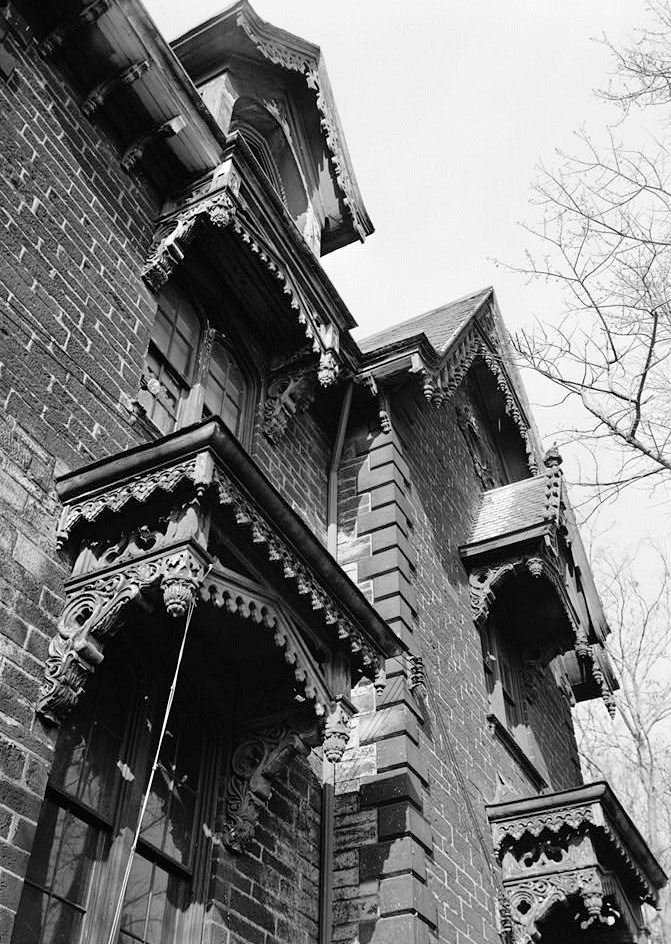 Pictures 1 John F Singer House Mansion Pittsburgh Pennsylvania