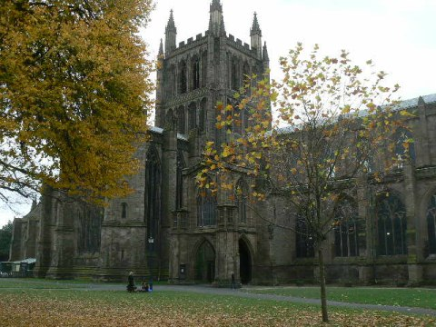 Hereford Cathedral HUK