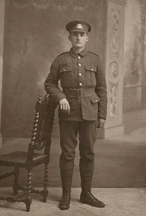 Private C. Bullimore