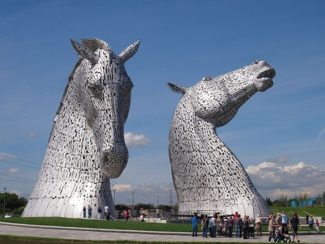 The Kelpies WikiCommons