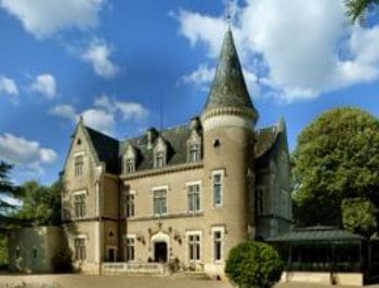 French Chateaux Accommodation And Castle Hotels In France