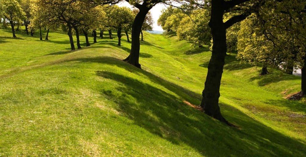 The Antonine Wall Scotland