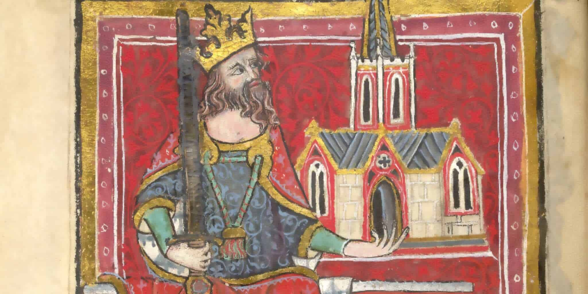 King Offa of Mercia and Offas Dyke