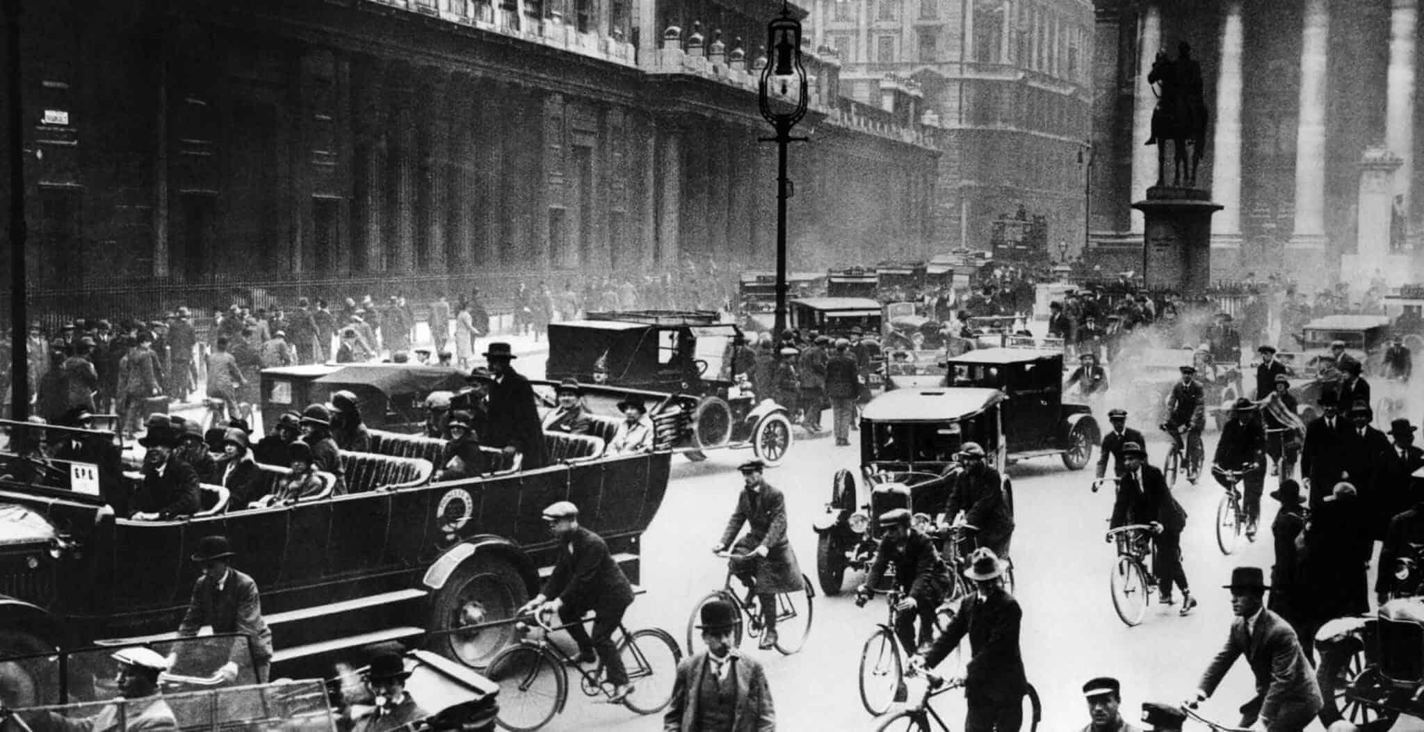 The S The Roaring Twenties In Britain