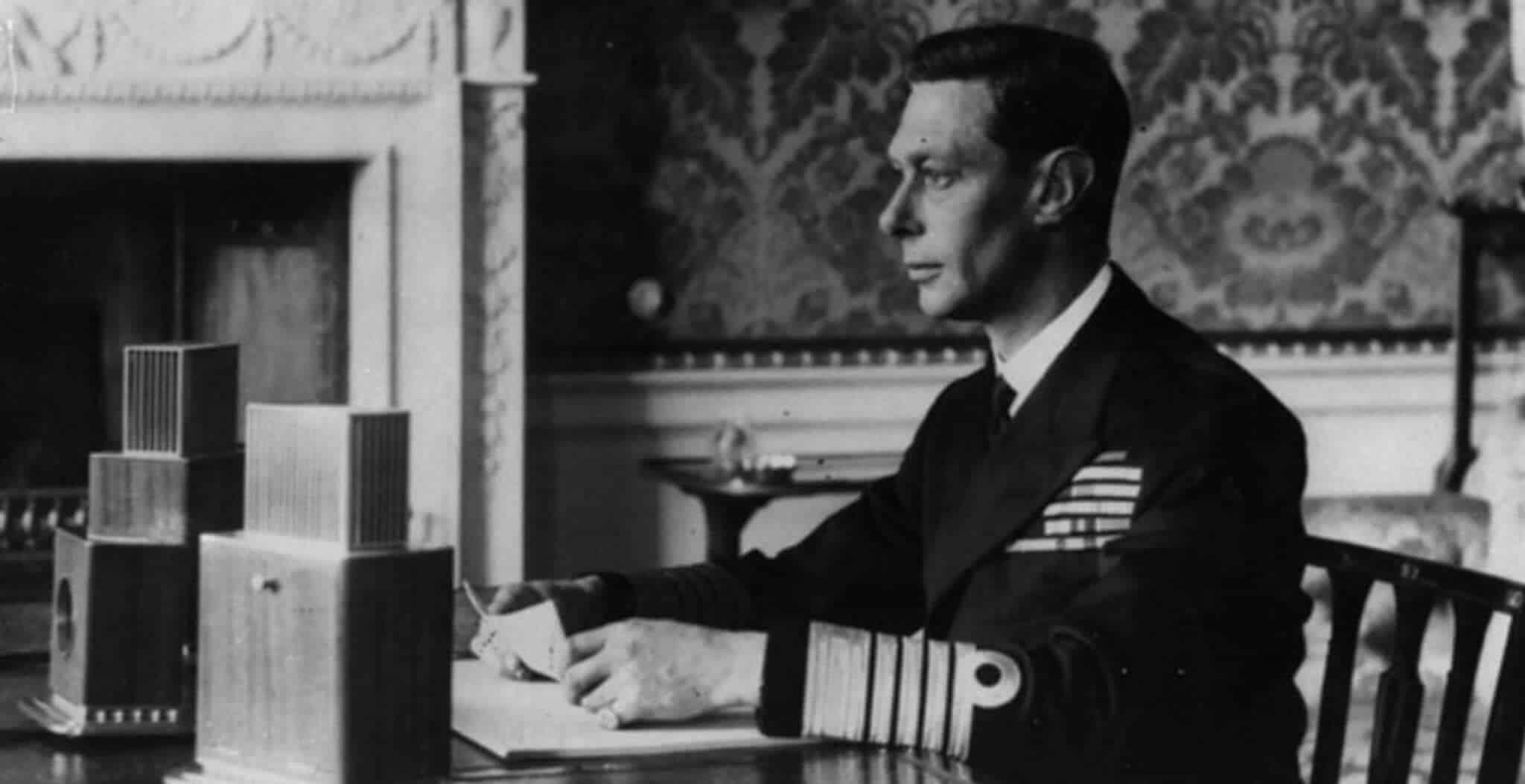 The Kings Speech Transcript for King George VI