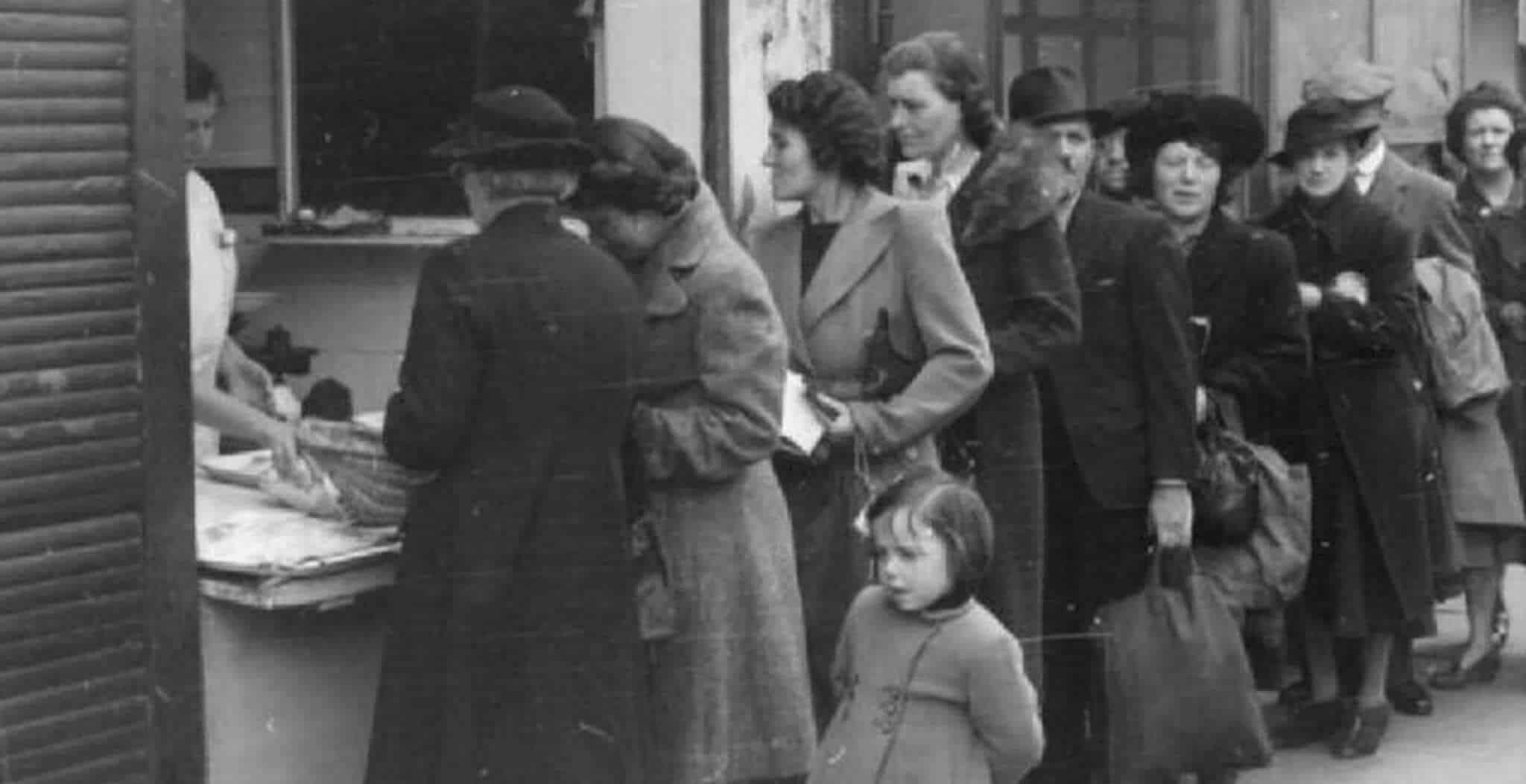 Rationing In World War Two