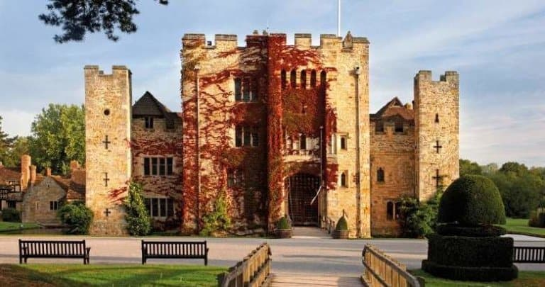 Castle Hotels Stay In A Castle Historic Uk
