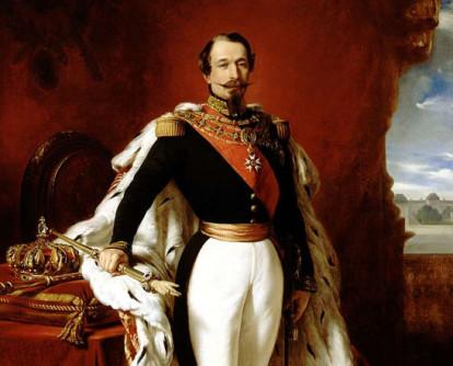 Κάρολος Λουδοβίκος Ναπολέων Βοναπάρτης ή Ναπολέων Γ΄ (1808-1873), ανιψιός του Ναπολέοντα Βοναπάρτη. Εκλέχτηκε πρόεδρος της Δεύτερης Γαλλικής Δημοκρατίας, (1848-1852) την οποία κατέλυσε με πραξικόπημα στις 2 Δεκεμβρίου 1851, και έγινε δικτάτορας. Στη συνέχεια αυτοανακηρύχθηκε αυτοκράτορας (1852-1870) και ονομάστηκε Ναπολέων ο Γ', ξεκινώντας την Δεύτερη Γαλλική Αυτοκρατορία