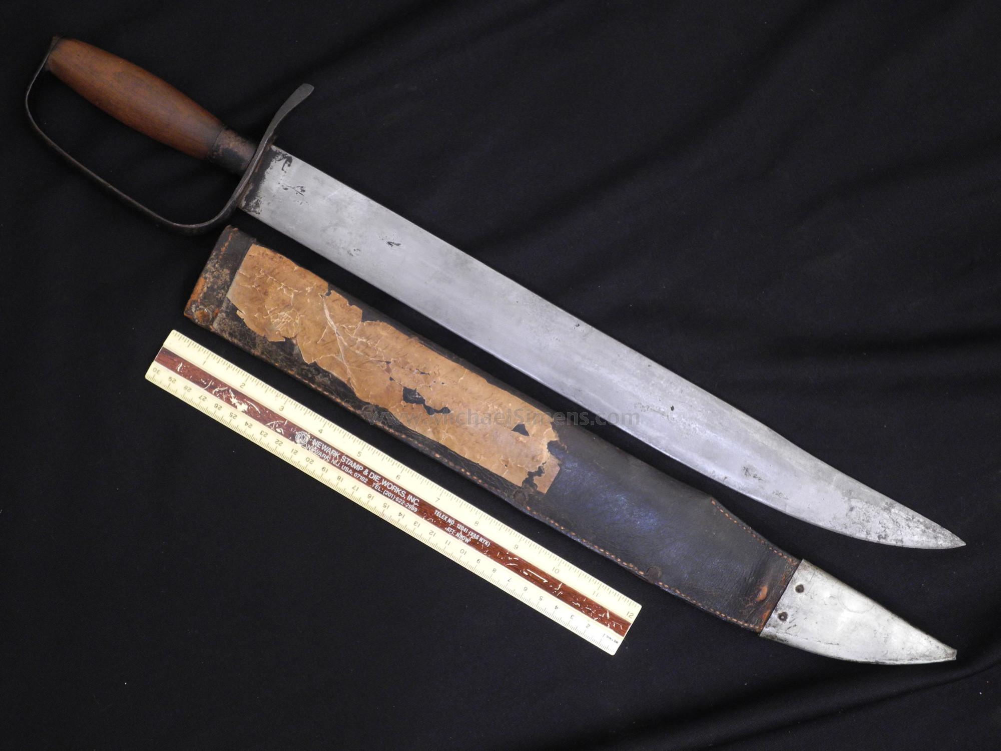 Us Civil War Sword Scabbard