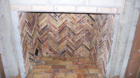 Reclaimed Firebricks for Sale  Salvaged Fireplace Bricks