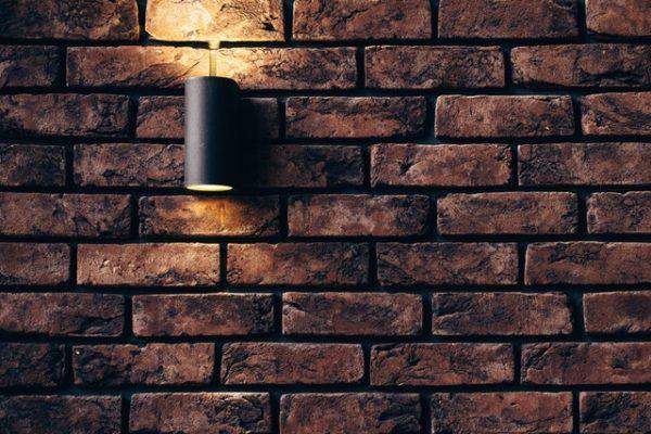 old brick wall ideas