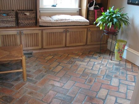 Brick Flooring Tiles  Salvaged Brick Paver For Sale