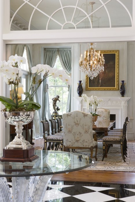 Dining Room Historical Designs