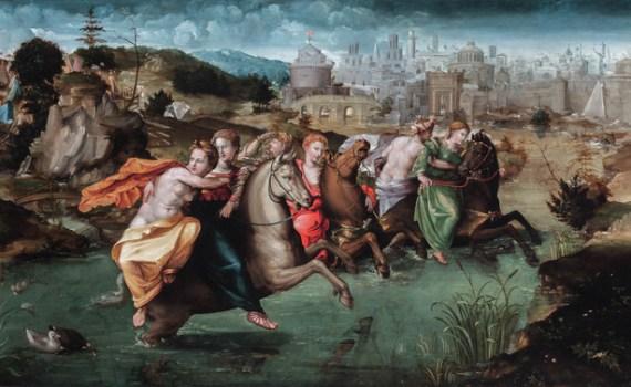 ostaggio nel mondo antico
