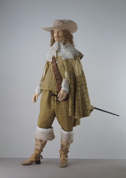 1600s  Historical Menswear