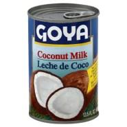 Image of Goya Canned Coconut Milk