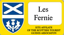 Les Fernie, STGA Logo Yellow Badge May 20151