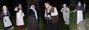 Paisley Ghost Hunt Photo of Cast