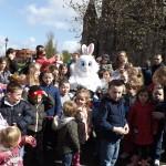 Kids Having Easter Fun